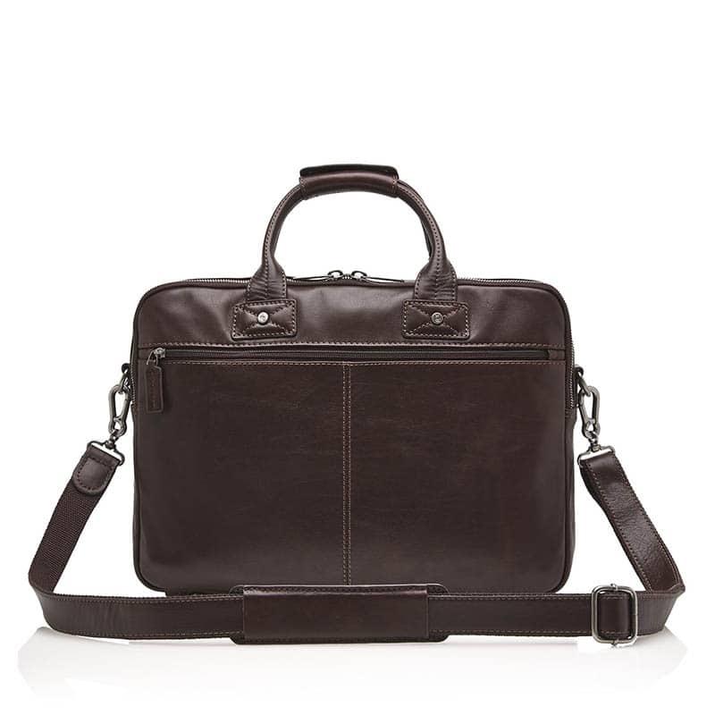 Castelijn & Beerens Firenze Businessbag 15-inch Mocca-182001