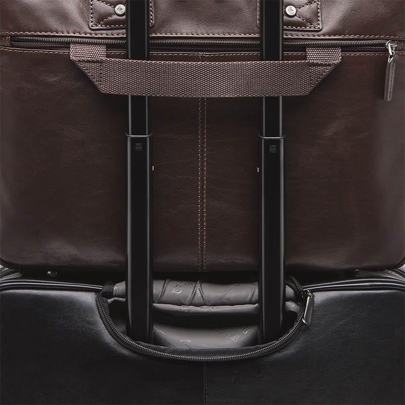 Castelijn & Beerens Firenze Businessbag 15-inch Mocca-182002