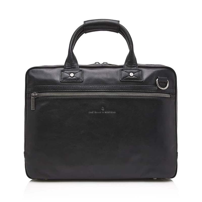 Castelijn & Beerens Firenze Laptopbag 15-inch Black-0