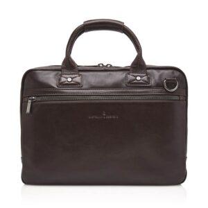 Castelijn & Beerens Firenze Laptopbag 15-inch Mocca-0