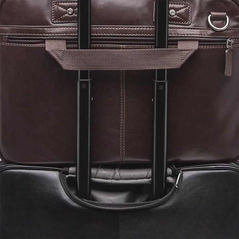 Castelijn & Beerens Firenze Laptopbag 15-inch Mocca-181988