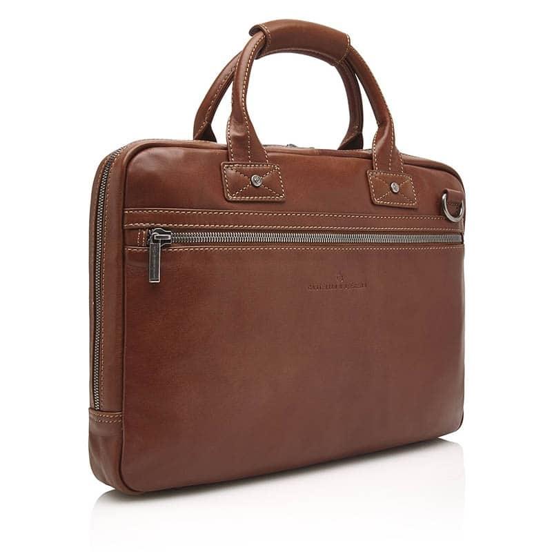 Castelijn & Beerens Firenze Laptopbag 15-inch Light Brown-181990