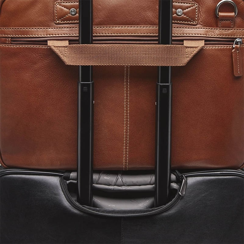 Castelijn & Beerens Firenze Laptopbag 15-inch Light Brown-181993
