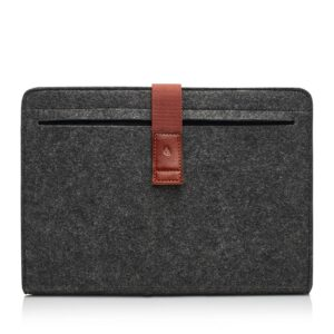 Castelijn & Beerens Laptopsleeve 15-inch Grey/Brown
