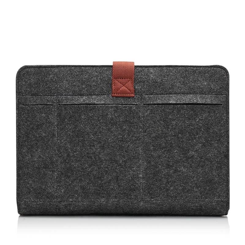Castelijn & Beerens Laptopsleeve 15-inch Grey/Brown-182022