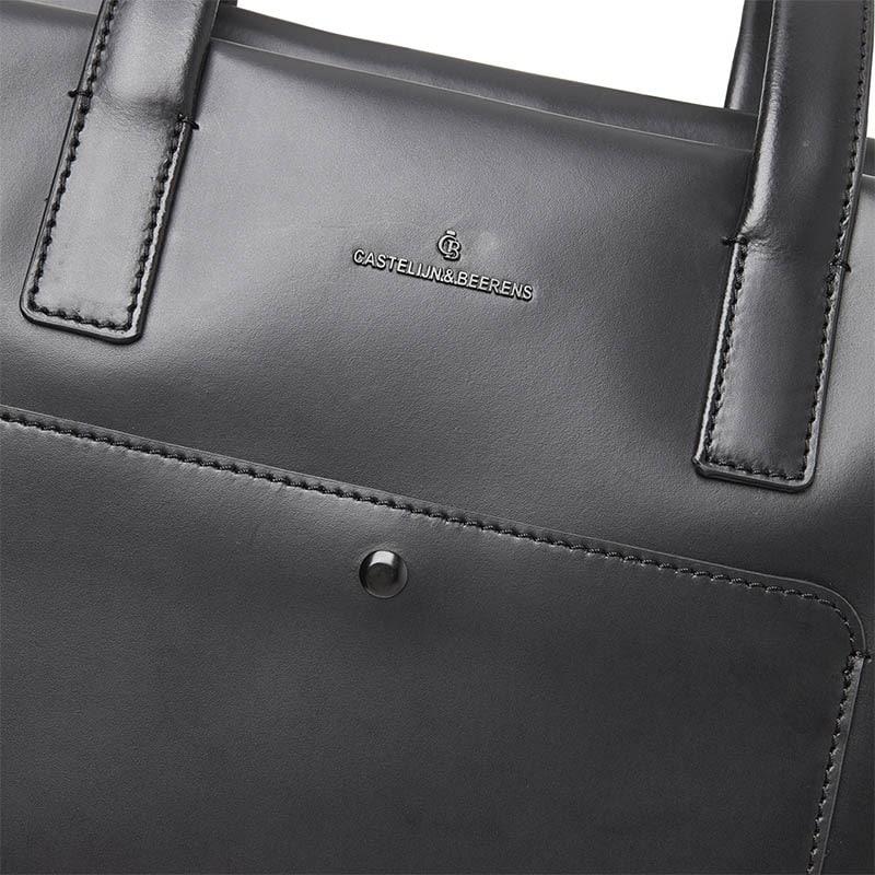 Castelijn & Beerens Noor Laptopbag 15-inch Black-181884