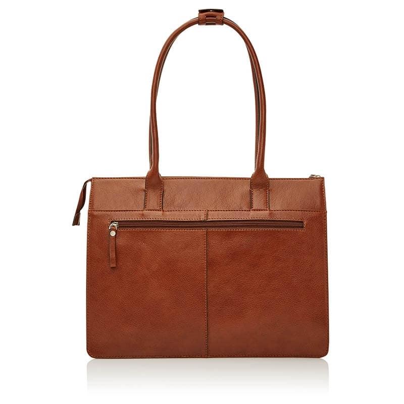 Castelijn & Beerens Nova Businessbag 15-inch Light Brown-182039