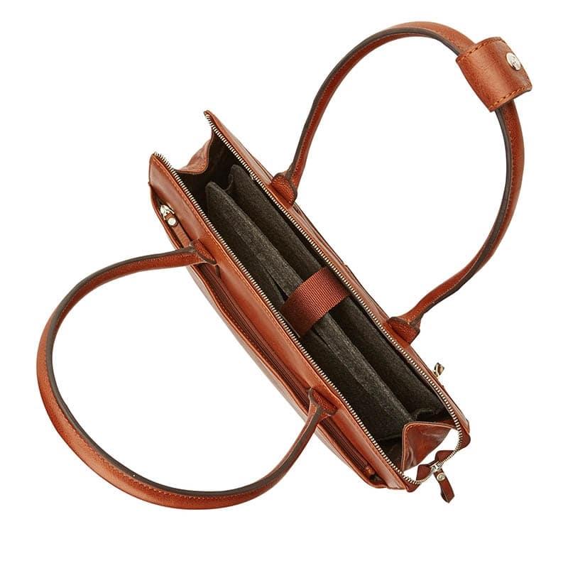 Castelijn & Beerens Nova Businessbag 15-inch Light Brown-182040