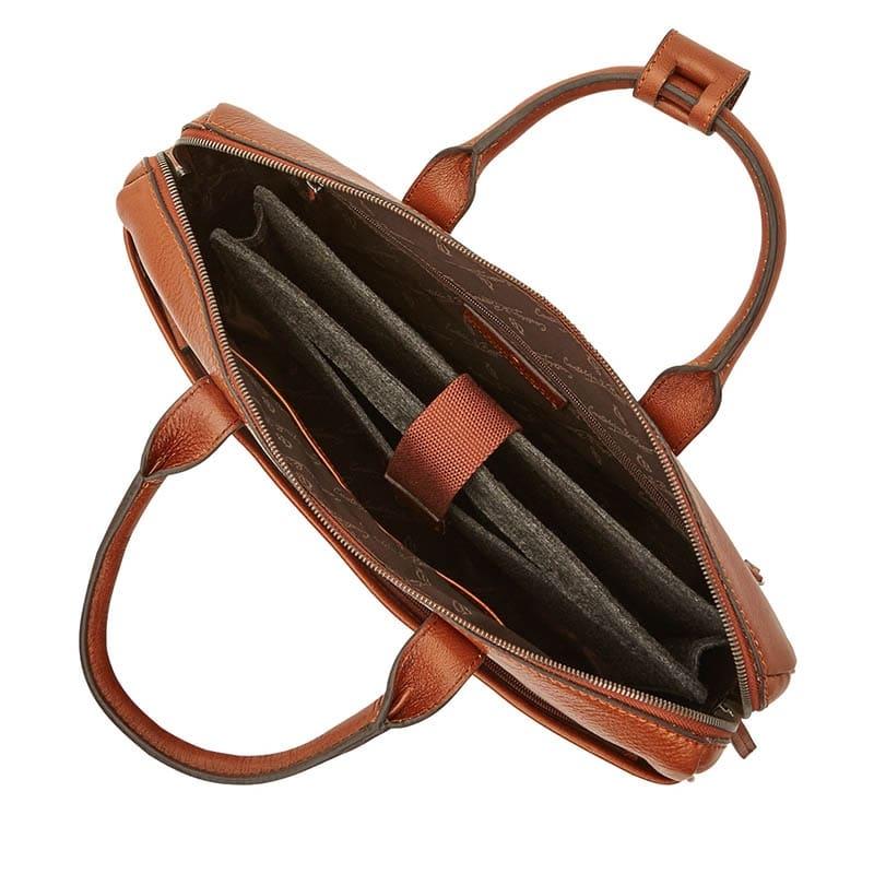 Castelijn & Beerens Nova Laptopbag 15-inch Light Brown-182031