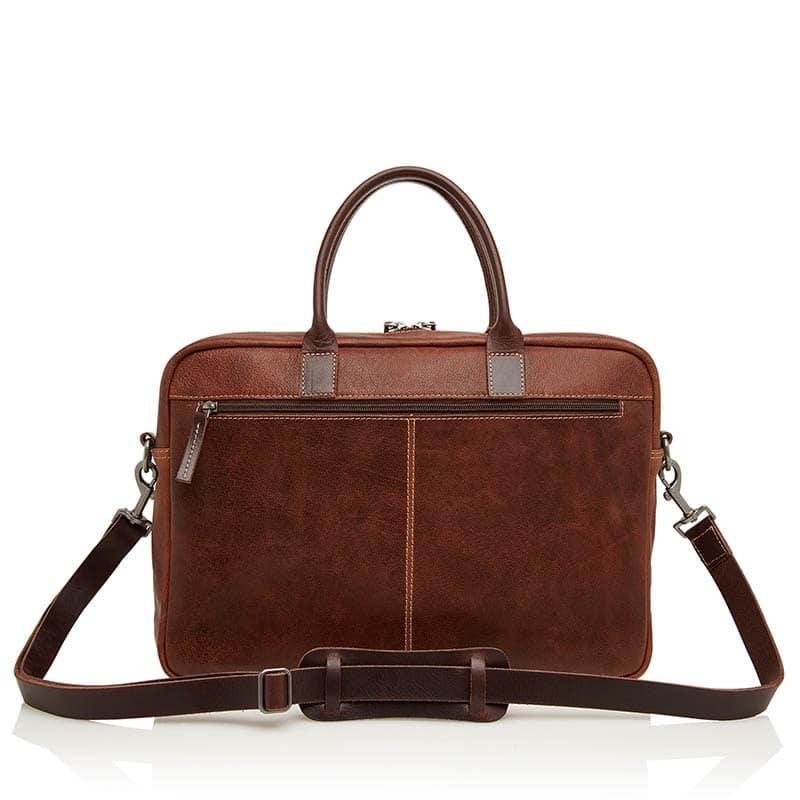 Castelijn & Beerens Renee Rein Laptopbag 15-inch Brown-181973