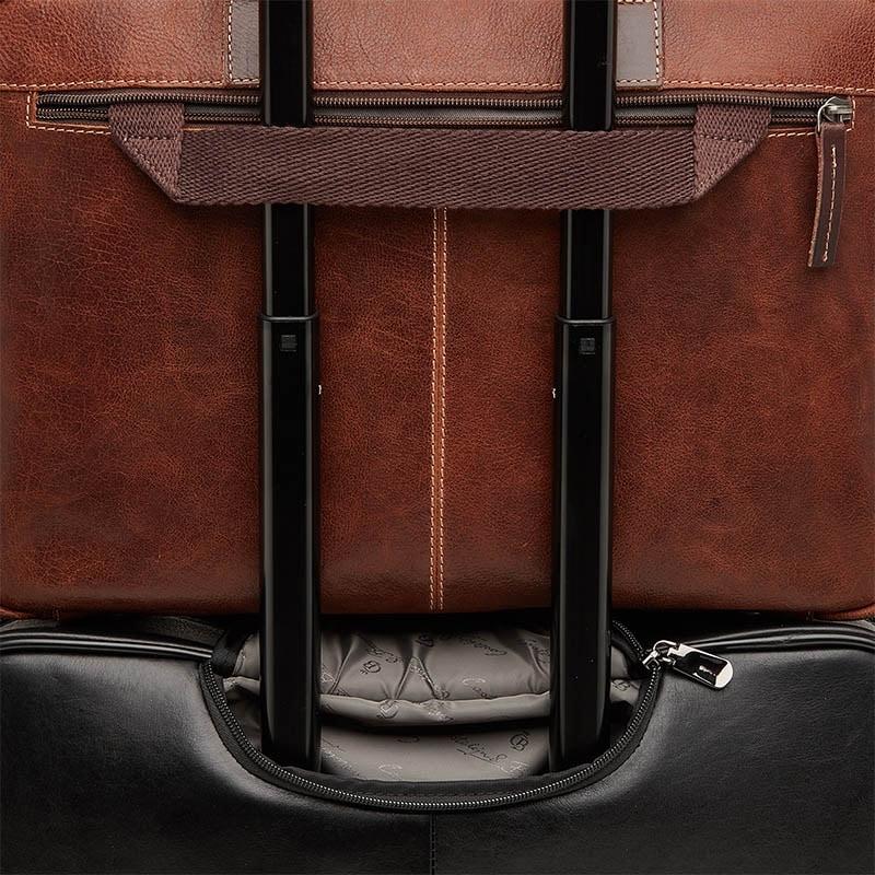Castelijn & Beerens Renee Rein Laptopbag 15-inch Brown-181975