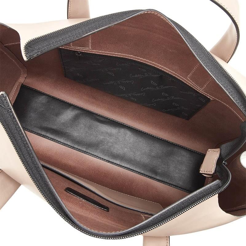 Castelijn & Beerens Sofie Laptopbag 15-inch Beige-181915