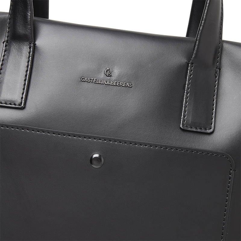 Castelijn & Beerens Sofie Laptopbag 15-inch Black-181901
