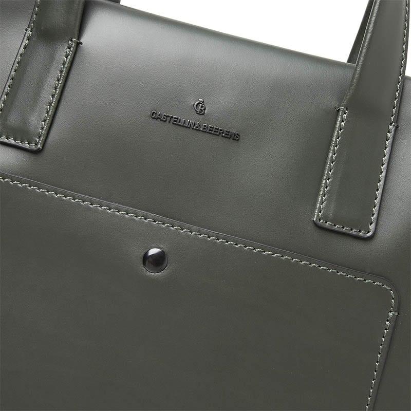Castelijn & Beerens Sofie Laptopbag 15-inch Green-181907