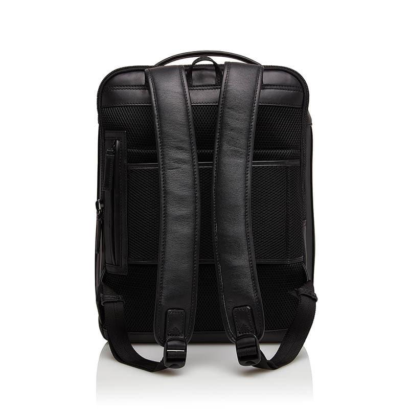 Castelijn & Beerens Victor Laptop Backpack 15-inch Black-181942