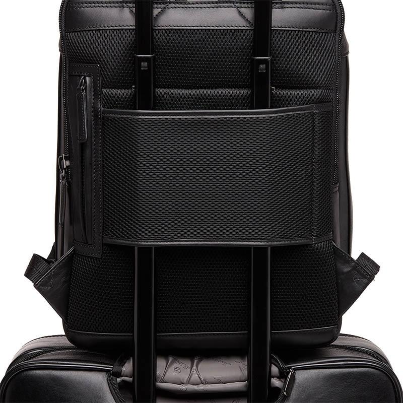 Castelijn & Beerens Victor Laptop Backpack 15-inch Black-181944