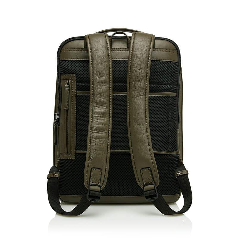 Castelijn & Beerens Victor Laptop Backpack 15-inch Green-181946