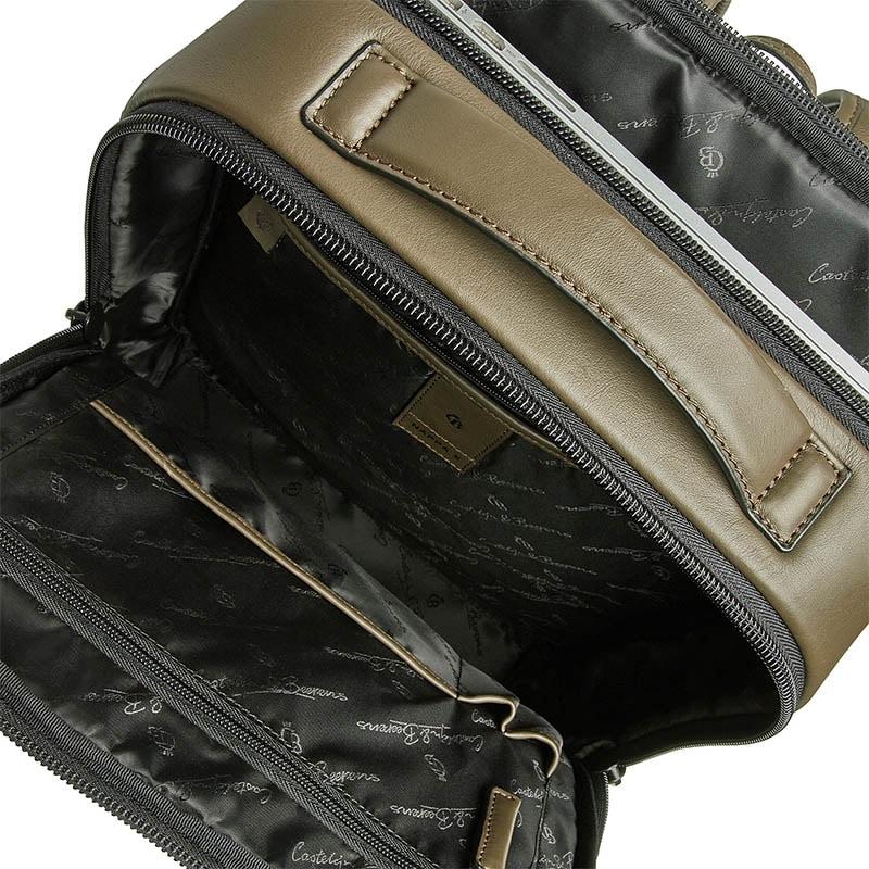 Castelijn & Beerens Victor Laptop Backpack 15-inch Green-181947