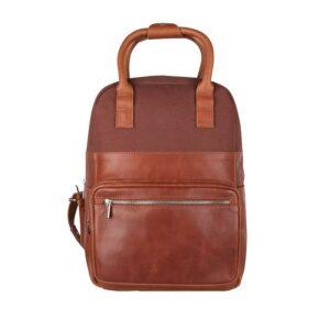 Cowboysbag Backpack Rocket 13-inch Cognac-0