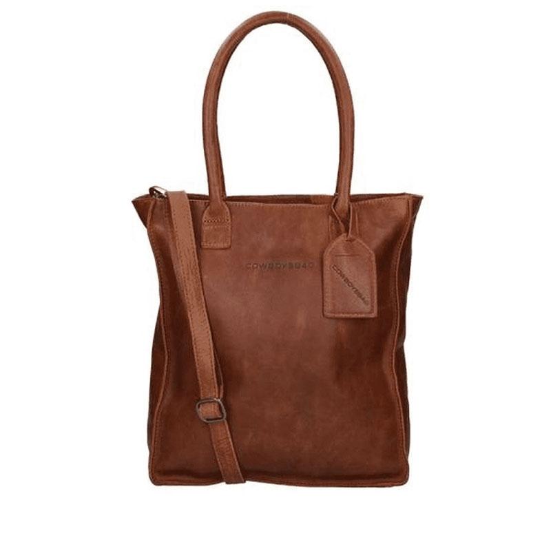 Cowboysbag Laptop Bag Woodridge 13 inch Cognac-0