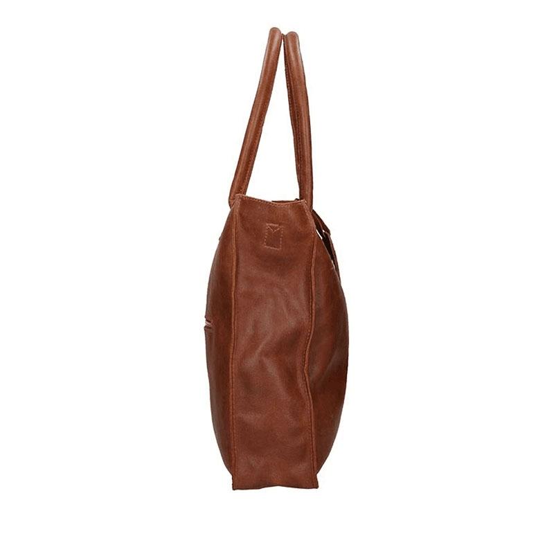 Cowboysbag Laptop Bag Woodridge 13 inch Cognac-181569