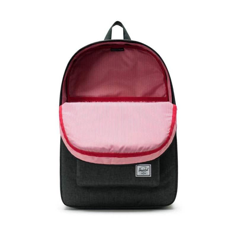 Herschel Heritage Backpack Black Crosshatch / Black-182306