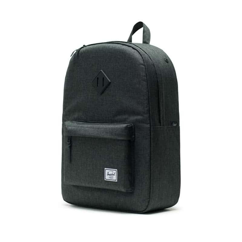 Herschel Heritage Backpack Black Crosshatch / Black-182307