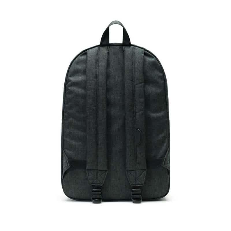 Herschel Heritage Backpack Black Crosshatch / Black-182308