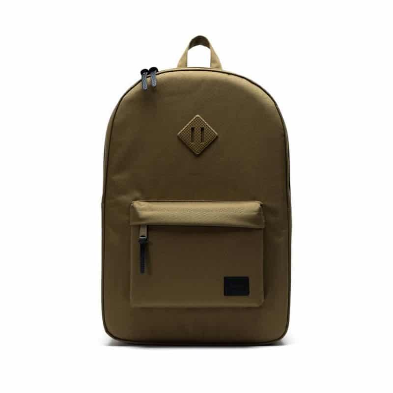 Herschel Heritage Backpack Khaki Green-0