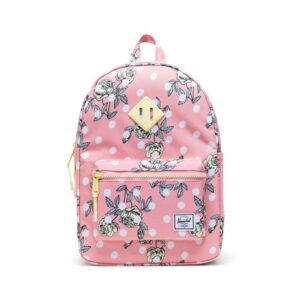 Herschel Heritage Youth Polka Floral Peony-0