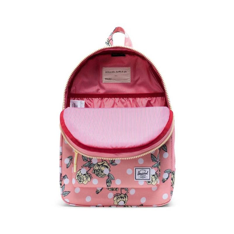 Herschel Heritage Youth Polka Floral Peony-182380