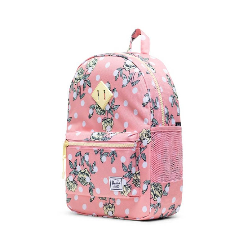 Herschel Heritage Youth Polka Floral Peony-182382