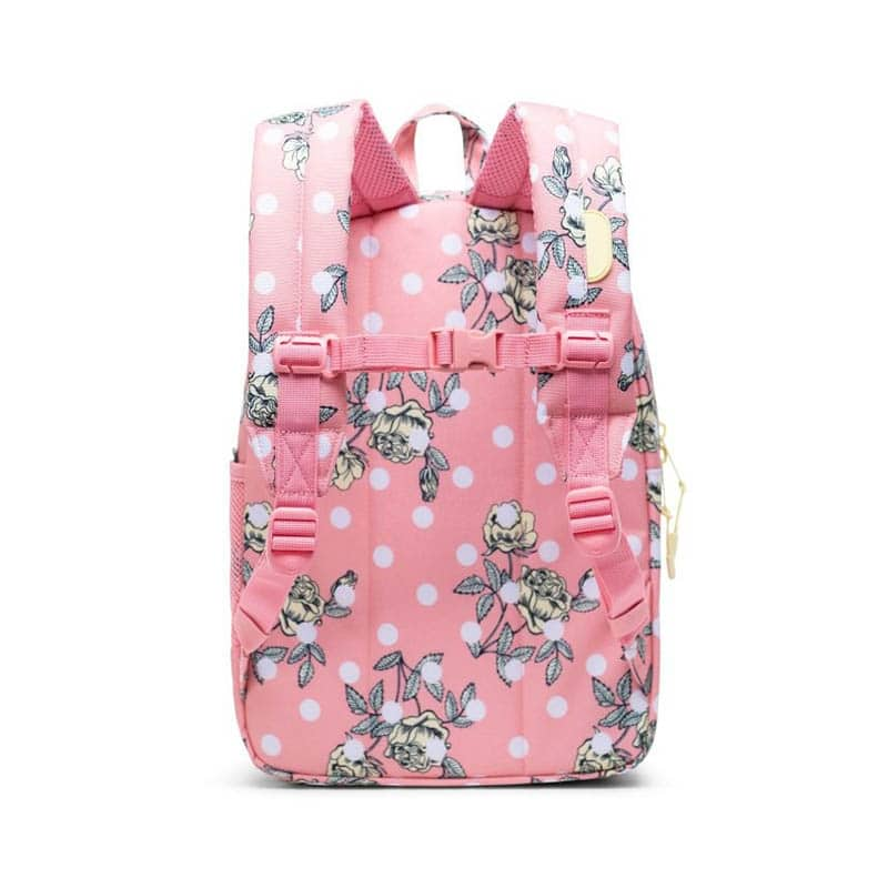 Herschel Heritage Youth Polka Floral Peony-182383