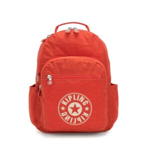 Kipling Seoul Medium Funky Orange Nc-0