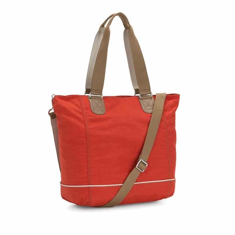 Kipling Shopper C Funky Orange Bl-182163
