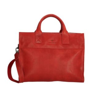 Micmacbags Golden Gate Luiertas Red