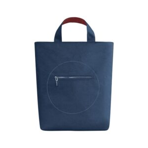 MYOMY My Circle Bag Backbag RPET Blue-0