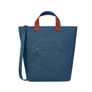 MYOMY My Circle Bag Shopper RPET Blue-0
