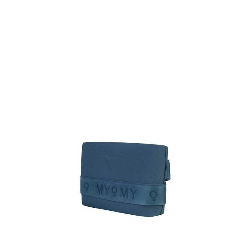 MYOMY My Circle Bag Waistbag RPET Blue