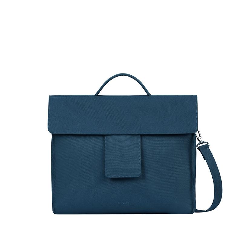 MYOMY My Home Bag Business RPET Blue-0