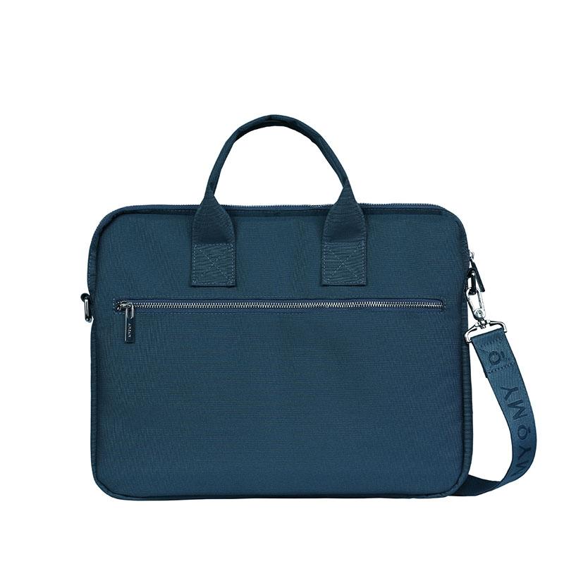 MYOMY My Philip Bag Laptop RPET Blue-181553