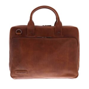 Plevier Navigator Radar 15-inch Laptopbag Brown-0