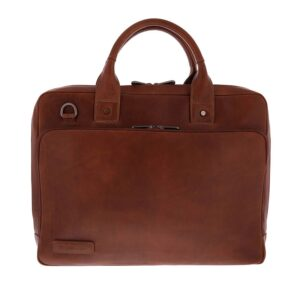 Plevier Navigator Transponder 15-inch Laptopbag Brown-0