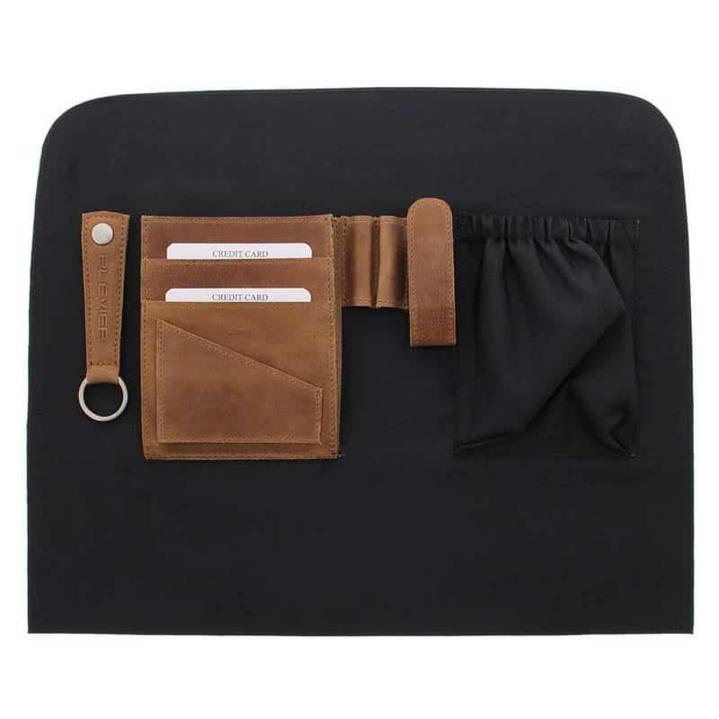 Plevier Pure Dorset 15-inch Shoulderbag/Laptopbag Cognac-181822