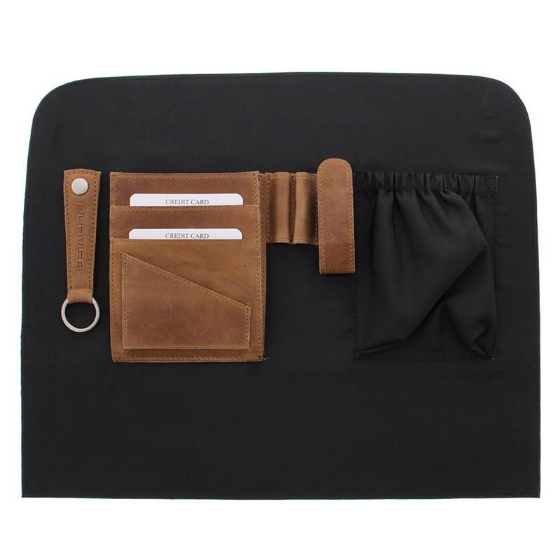 Plevier Pure Midlothian 14-inch Laptopbag Cognac-181789