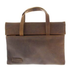 Plevier Retro Babbage Laptopbag 15-inch Brown-0
