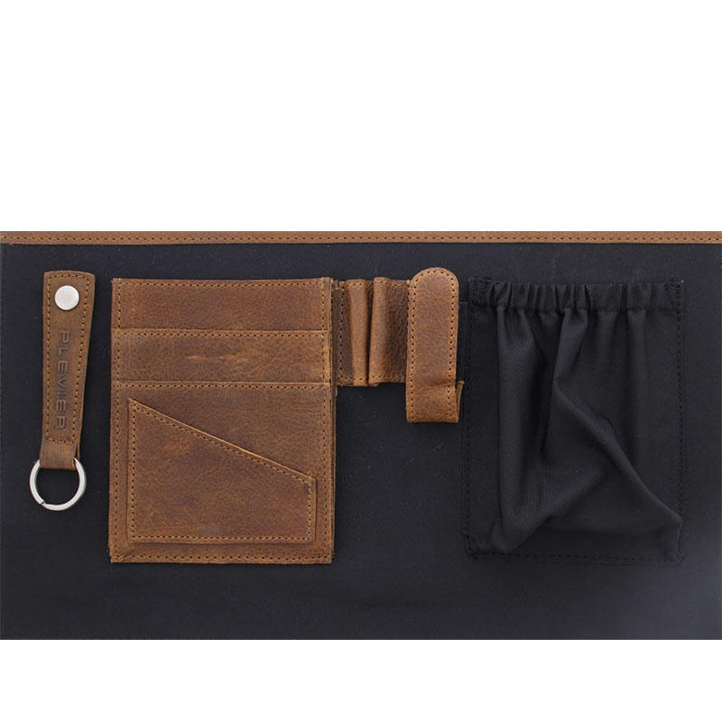 Plevier Retro Darwin Laptopbag 15-inch Brown-181707