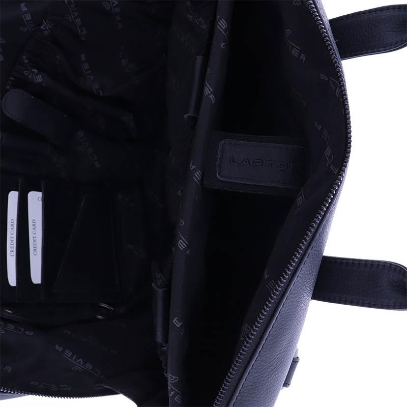 Plevier Techno Digit 15-inch Laptopbag Black-181744