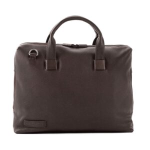 Plevier Techno Solar 14-inch Laptopbag Brown