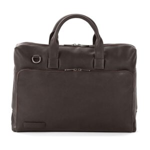 Plevier Techno Transonic 15-inch Laptopbag Brown-0